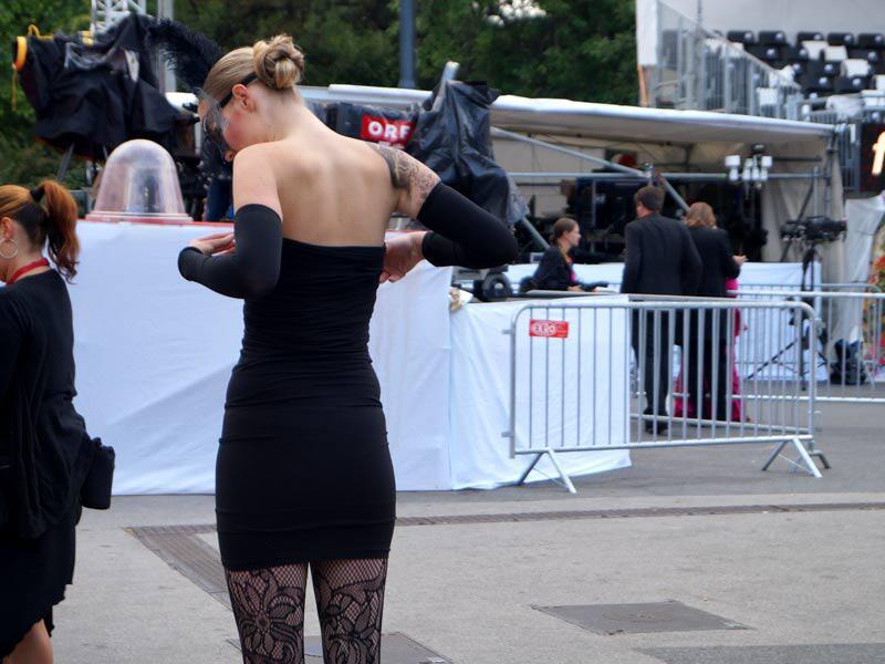 Bild zu Life Ball 2014: Das Outfit muss sitzen