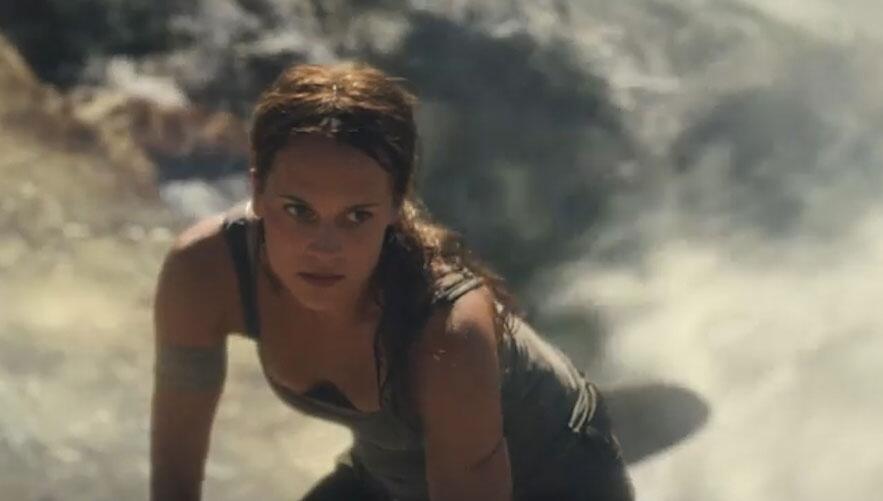 Bild zu Tomb Raider: Alicia Vikander begeistert in erstem Trailer der Neuverfilmung