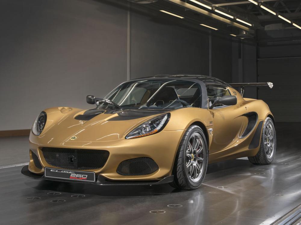 Bild zu Lotus Elise Cup 260
