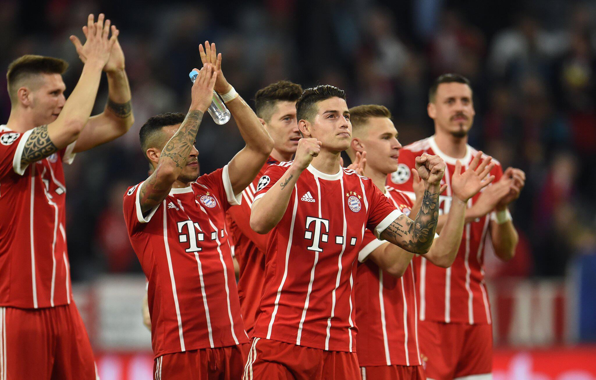 Bild zu Bayern München - FC Sevilla