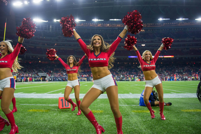 Bild zu Houston Texans, Cheerleader, NFL