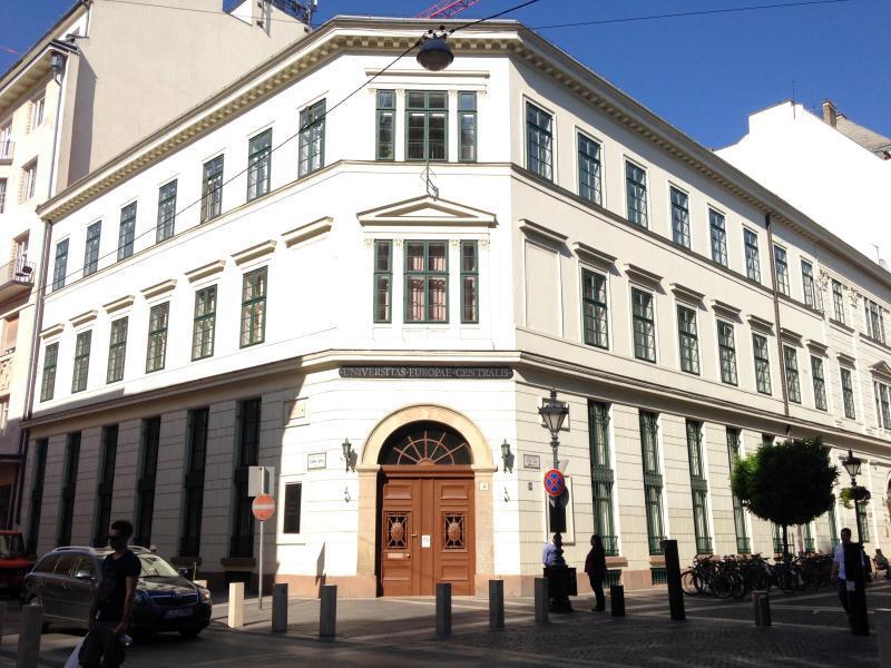 Bild zu Universität in Budapest