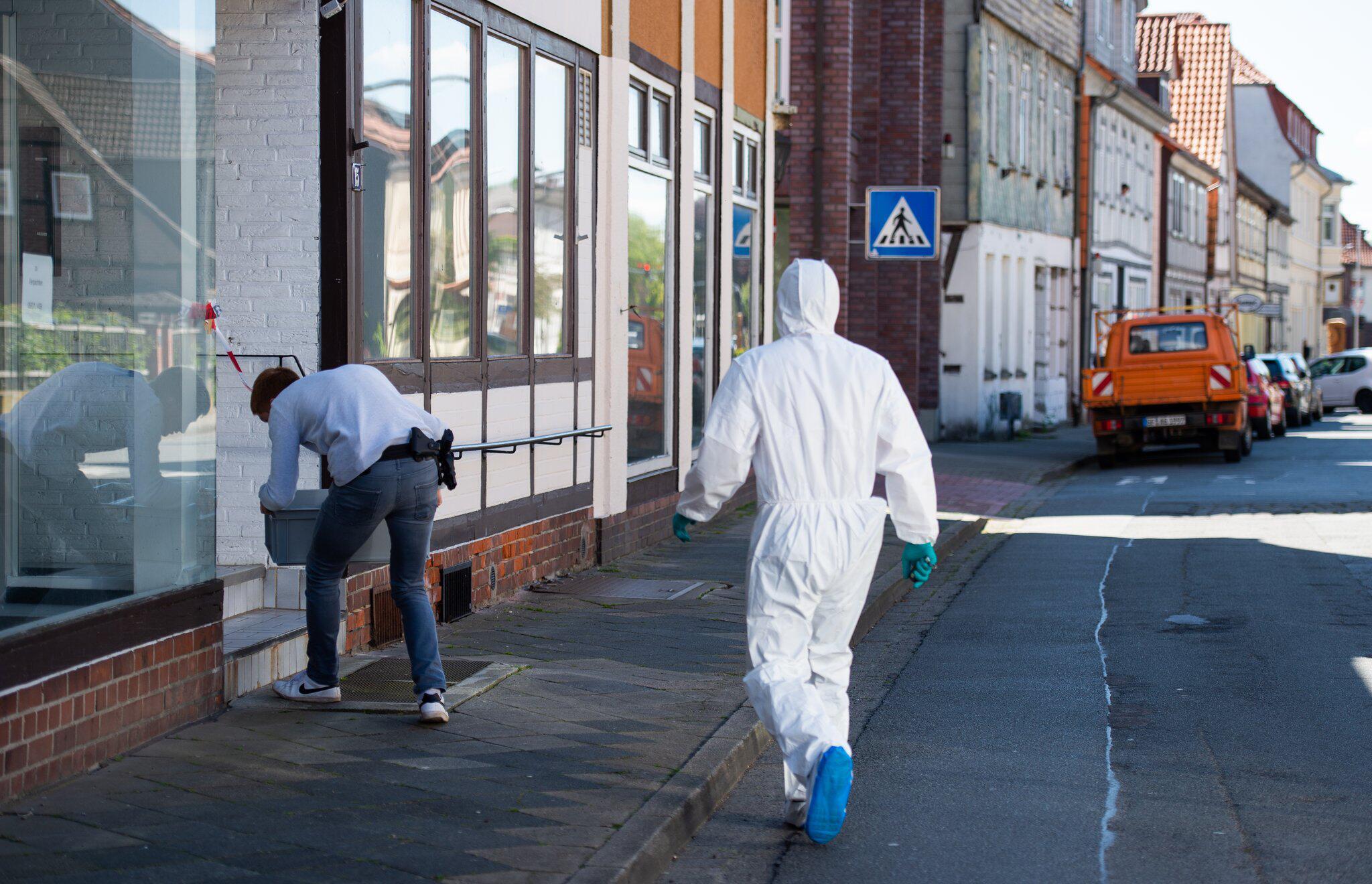 Bild zu Armbrust-Fall - Leichenfund in Wittingen