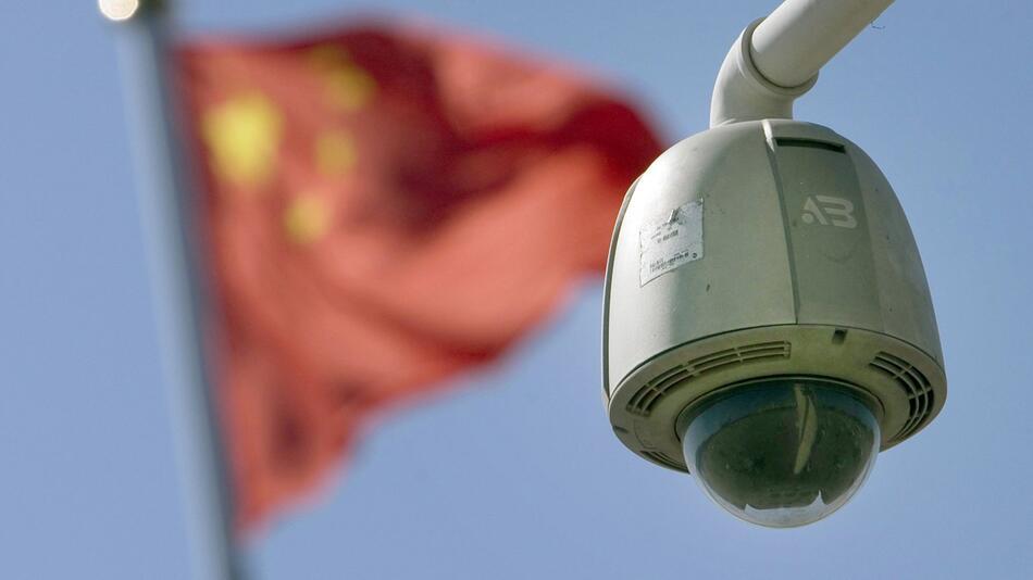 Menschenrechtler prangern Chinas Überwachungssystem an