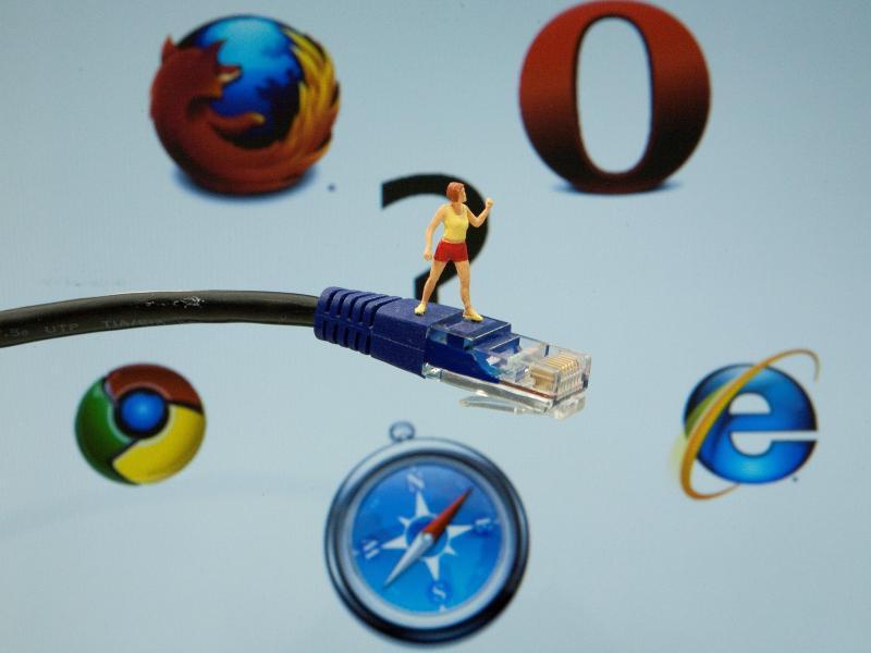 Bild zu Browser-Alternativen