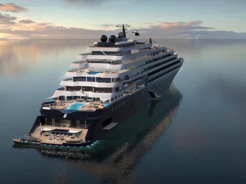 Bild zu Ritz-Carlton lässt Luxus-Kreuzfahrtjachten bauen