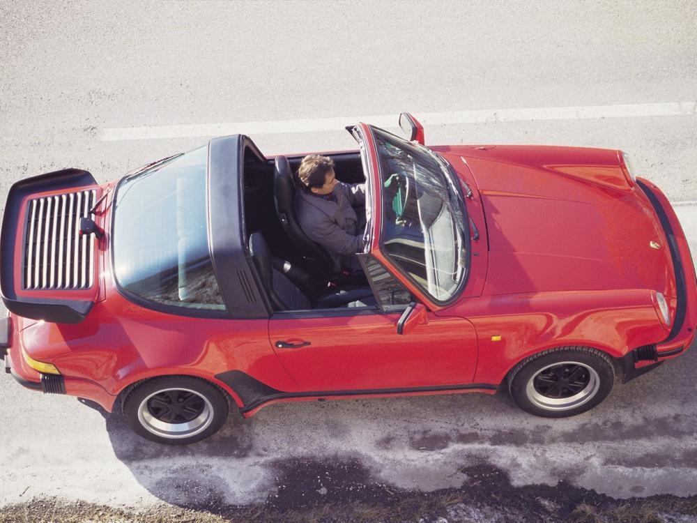 Bild zu Porsche 911 Targa