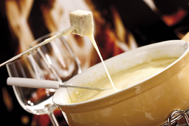 Bild zu Käsefondue