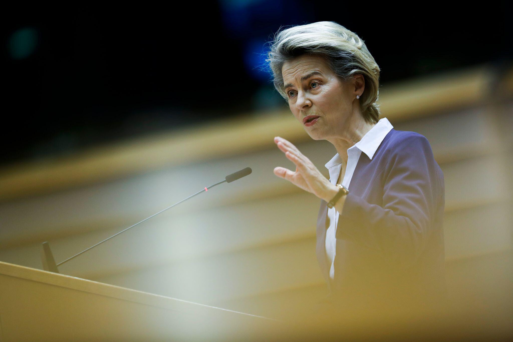 Bild zu Plenarsitzung EU-Parlament