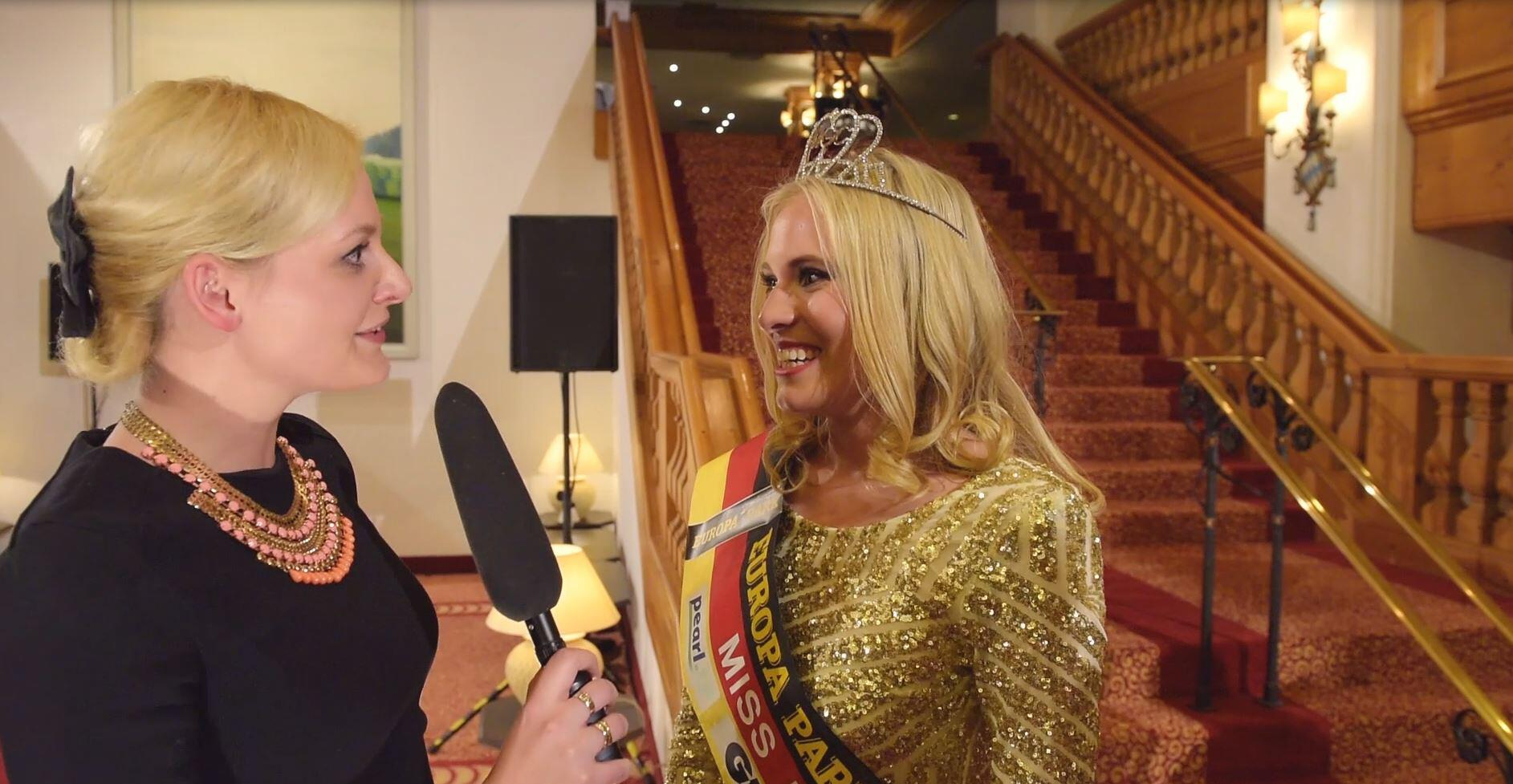 Bild zu Miss Internet - Interview Siegerin