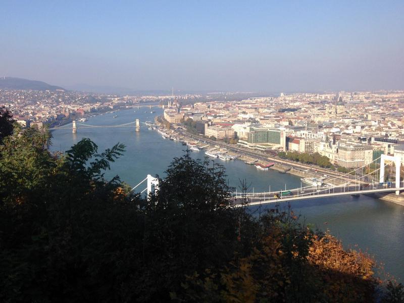 Bild zu Blick über Budapest