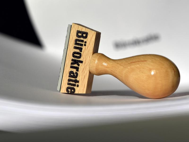 Bild zu Bürokratie