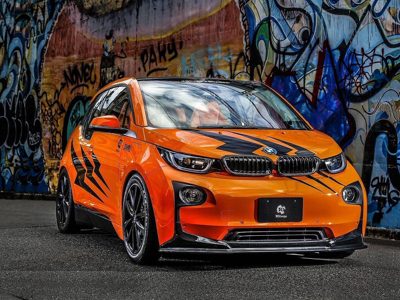 Bild zu BMW i3 von 3D Design