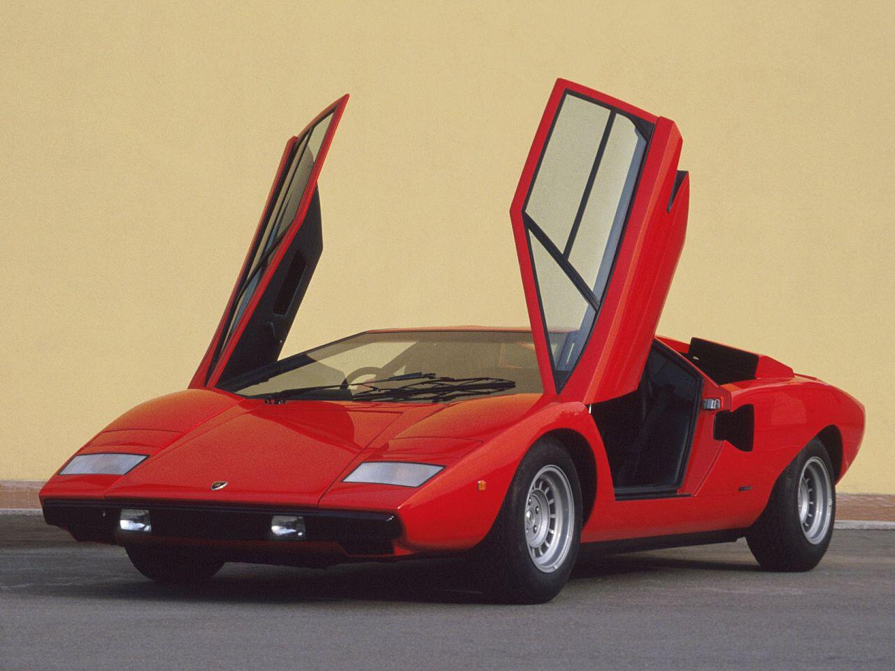 Bild zu 40-jähriges Jubiläum: Der revolutionäre Italo-Sportler Lamborghini Countach