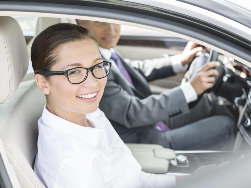Bild zu Mitnahme im Auto