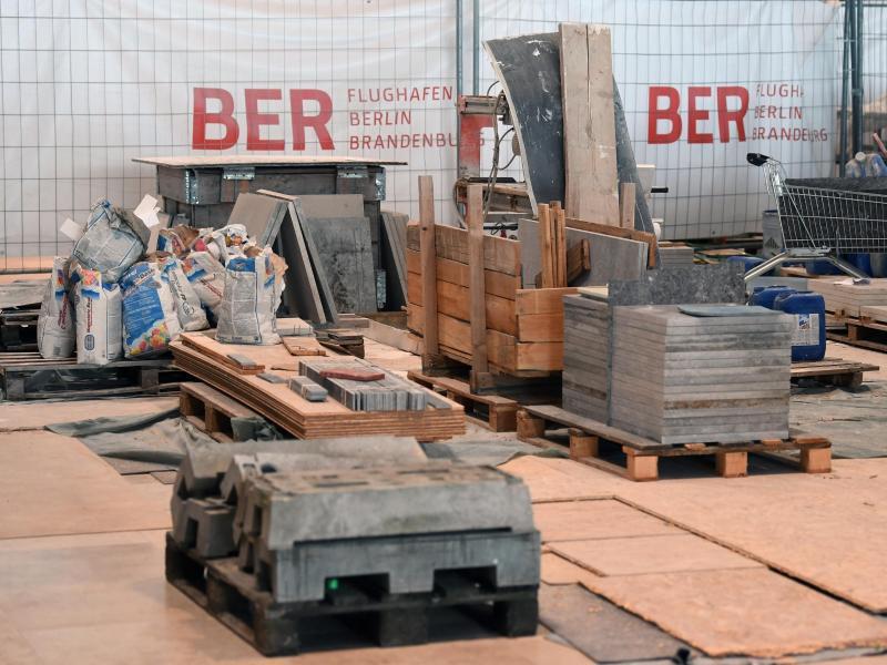 Bild zu Hauptstadtflughafen BER