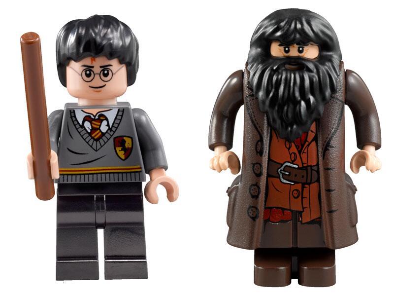 Bild zu Harry Potter und Hagrid