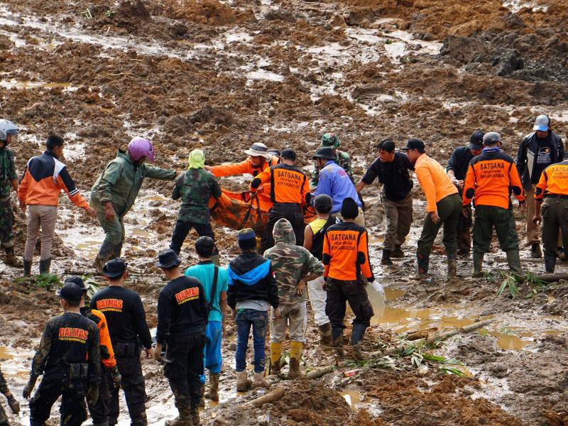 Bild zu Suche nach Überlebenden