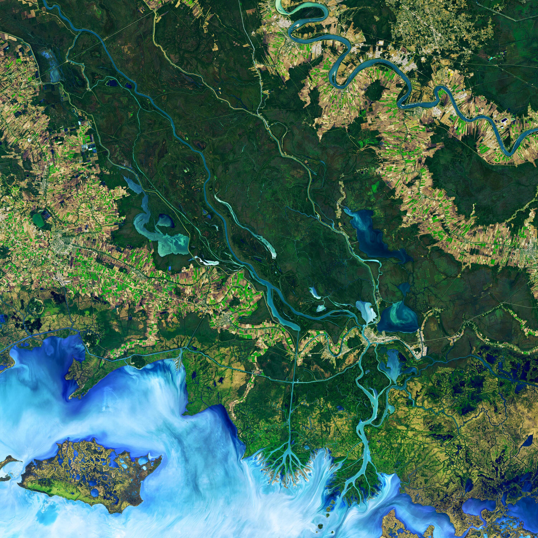 Bild zu Atchafalaya Delta