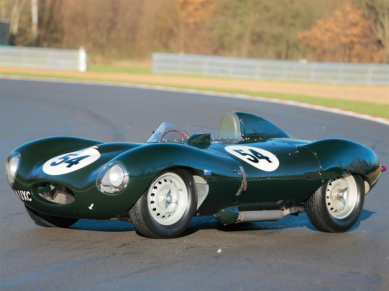 Bild zu 1955 Jaguar D-Type