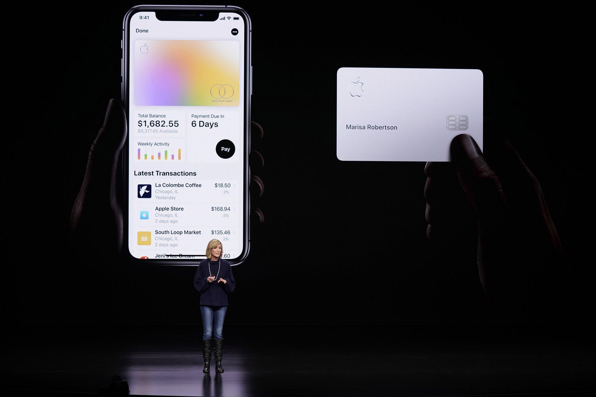 Bild zu Apple Card