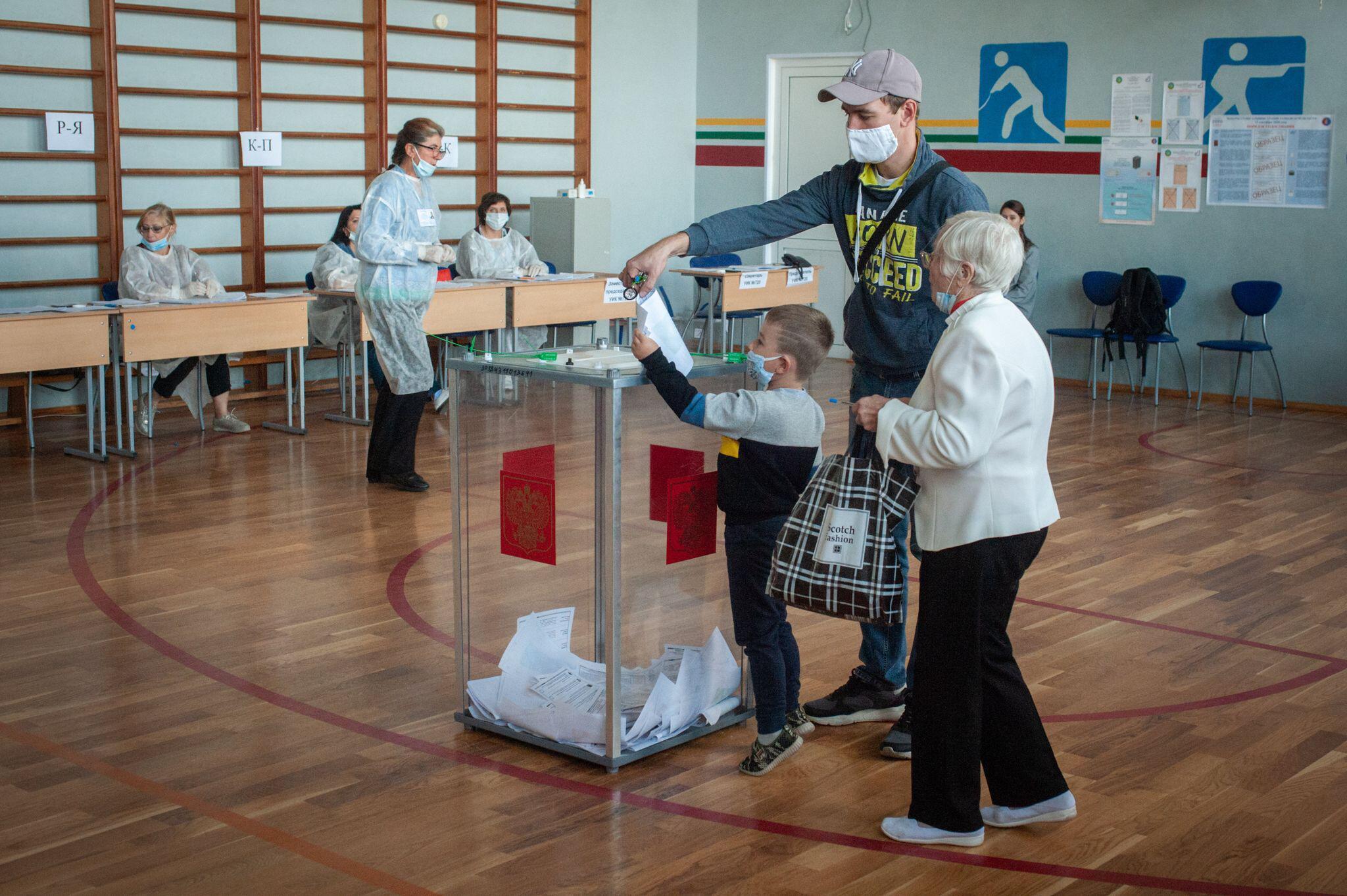 Regionalwahl In Russland: Nawalny-Anhänger feiern Erfolge