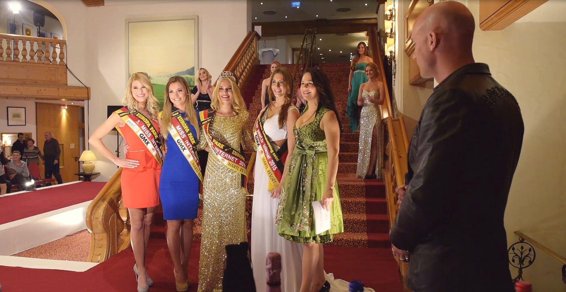 Bild zu Miss Internet - Making Of