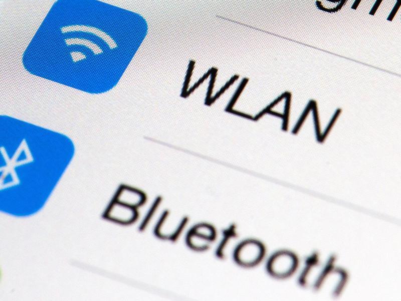Bild zu WLAN und Bluetooth deaktivieren