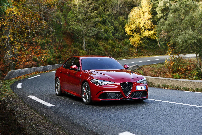 Bild zu Alfa Romeo Giulia Quadrifoglio