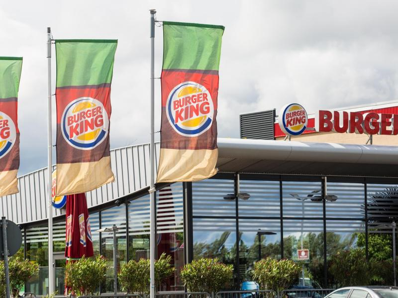 Bild zu Burger King