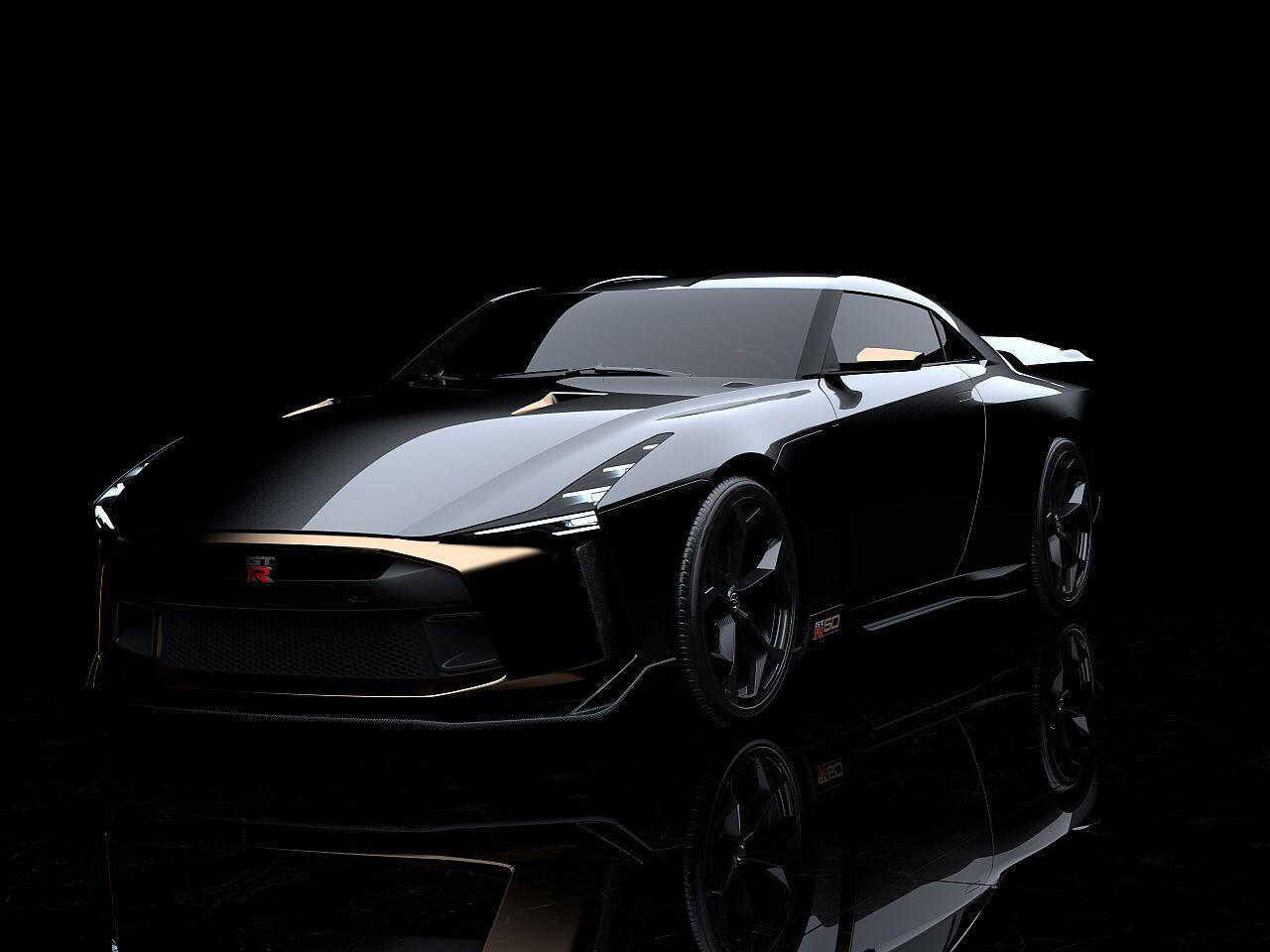 Bild zu Nissan GT-R50 Italdesign