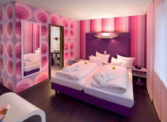 Bild zu Hotel Garni Retro Design auf Langeoog