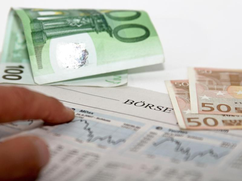 Bild zu Privates Geldvermögen steigt