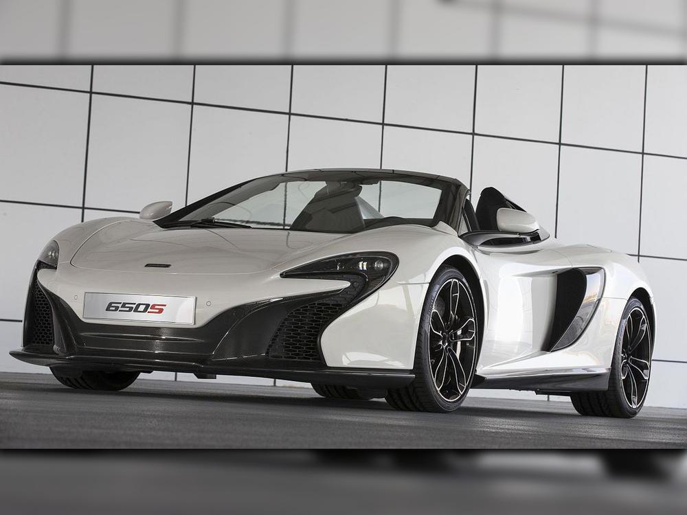 Bild zu McLaren 650S Spider Al Sahara 79