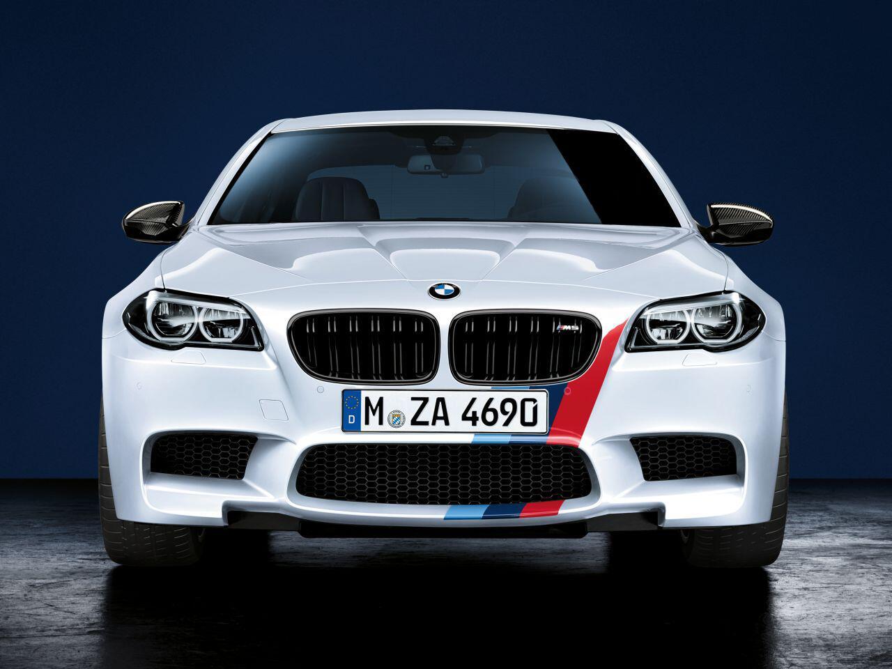 Bild zu BMW bringt neues M Performance-Zubehör für den BMW M5 und M6 auf den Markt