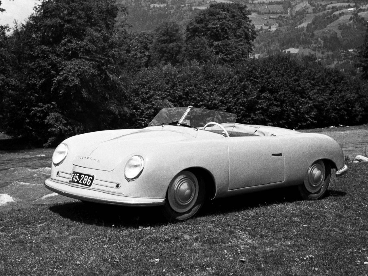 Bild zu Porsche 356 Nr.1