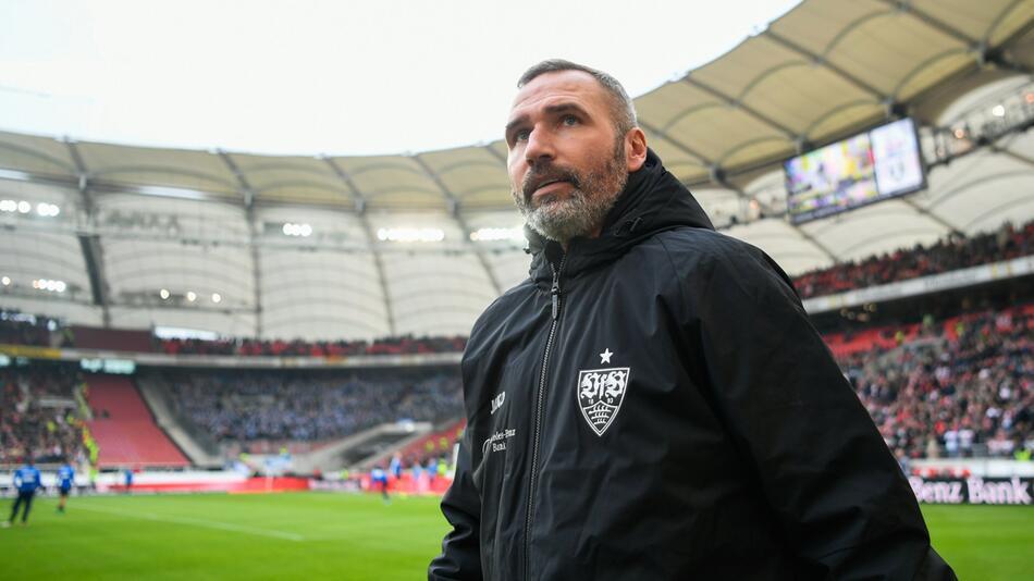 VfB Stuttgart-Trainer Tim Walter