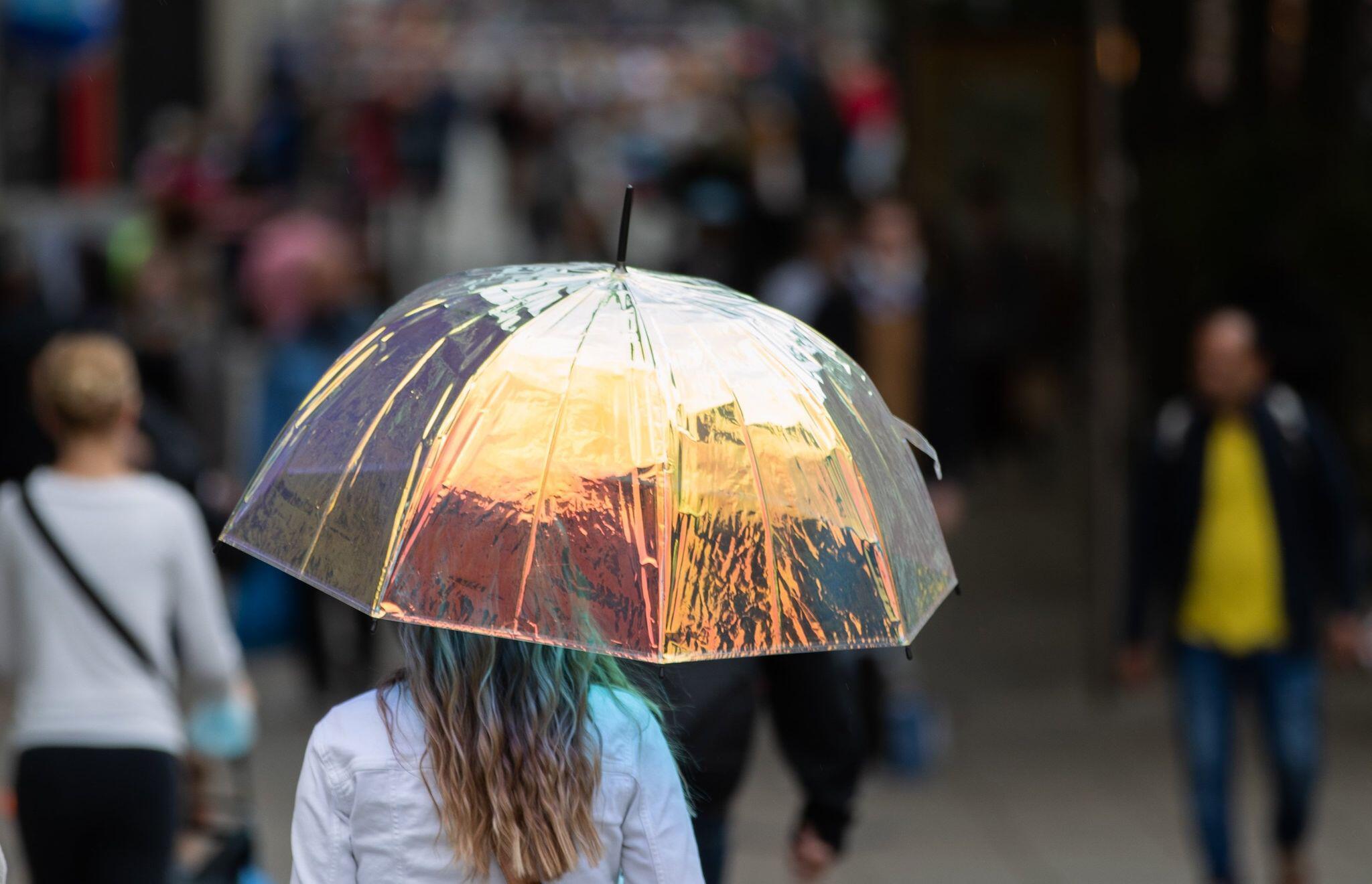 Bild zu Regen in Stuttgart