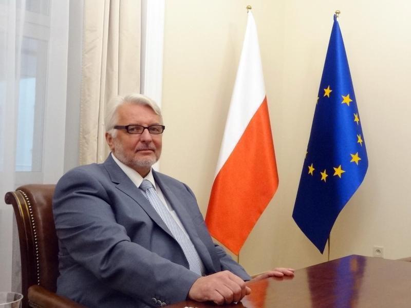 Bild zu Polens Außenminister