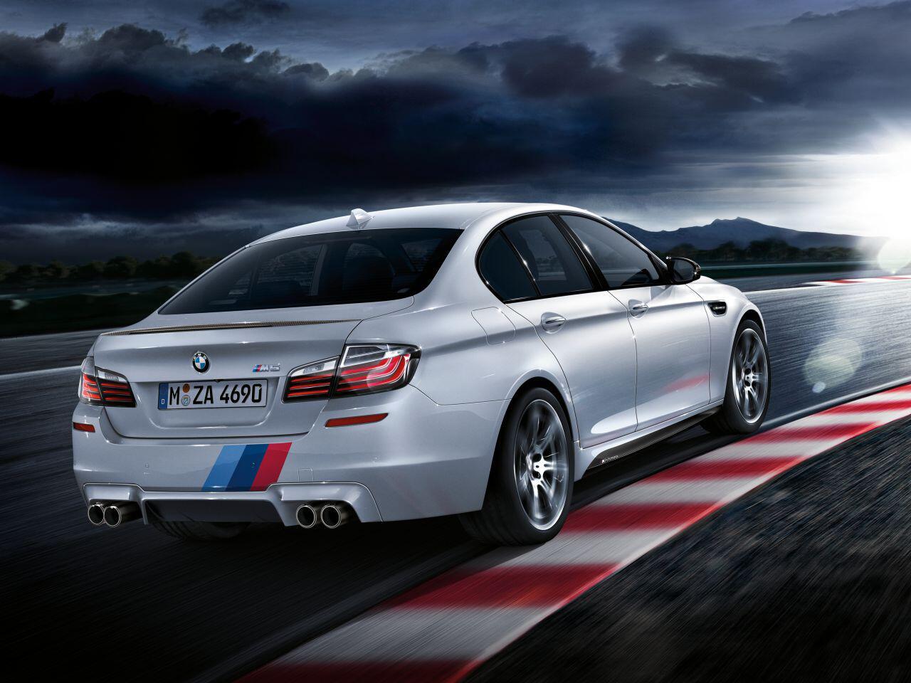 Bild zu Damit werden sich die M-Modelle noch stärker von den Serienfahrzeugen abgrenzen