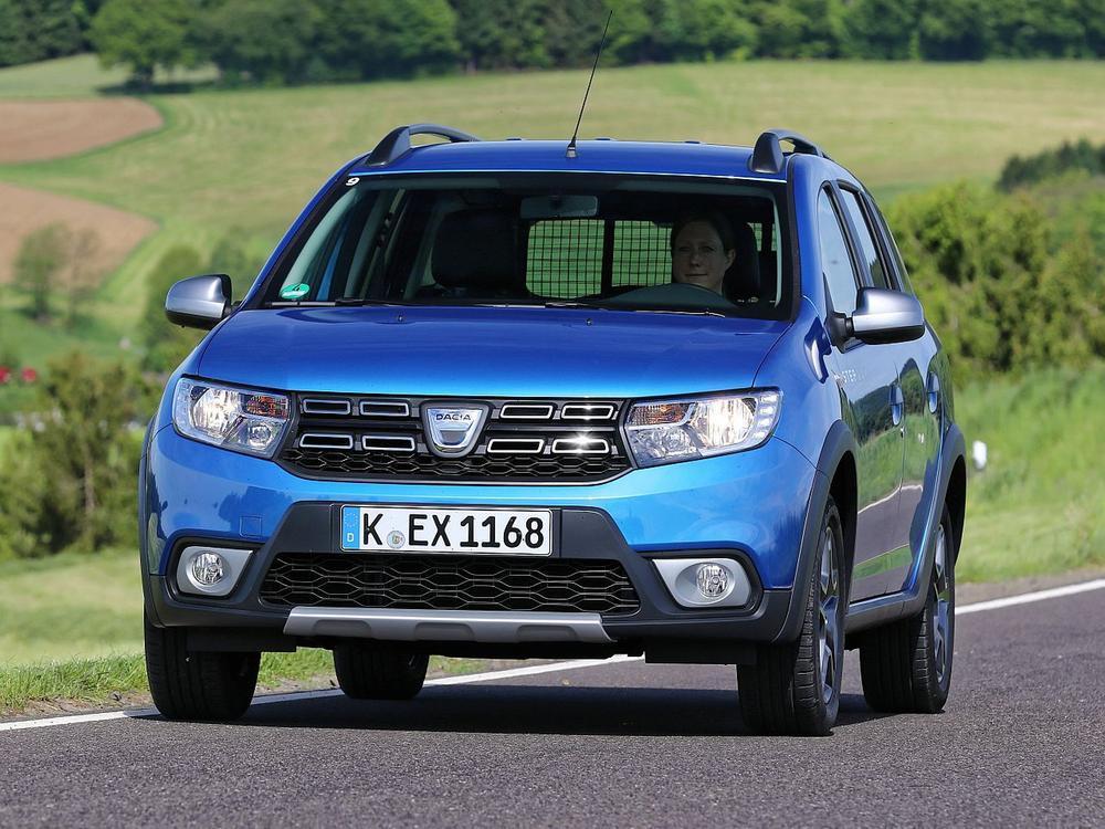 Bild zu Platz 4: Dacia