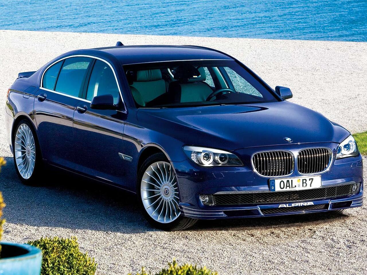 Bild zu BMW Alpina B7 Bi-Turbo