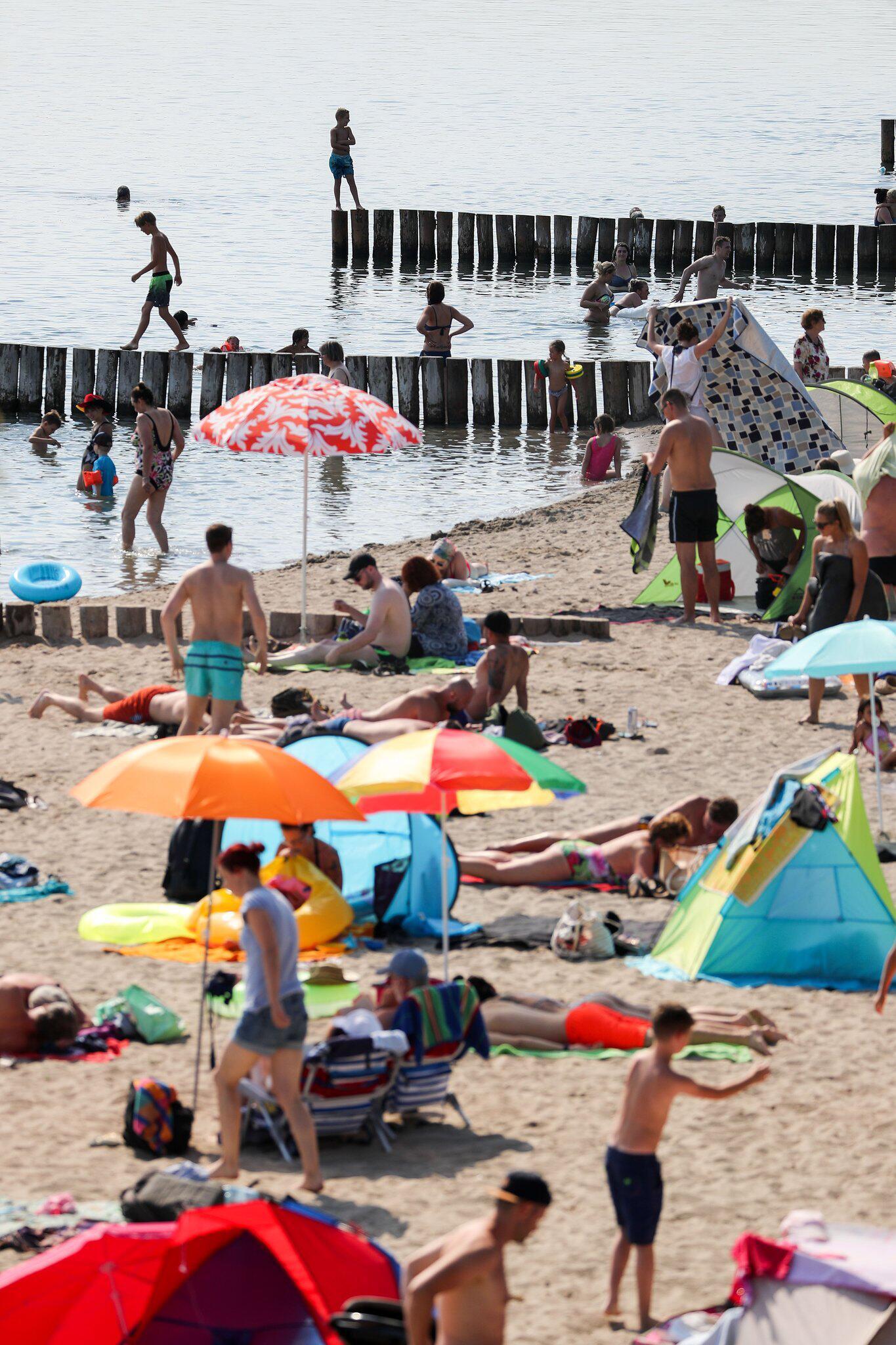 Bild zu Summer heat - Leipzig