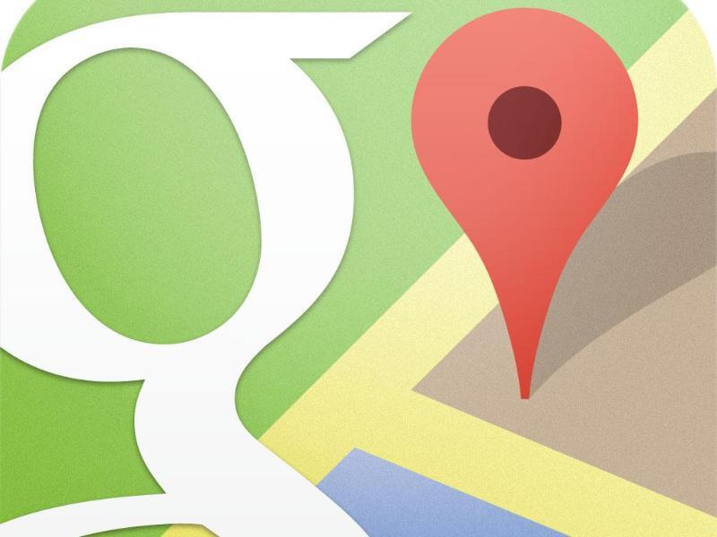 Bild zu Logo von Google Maps