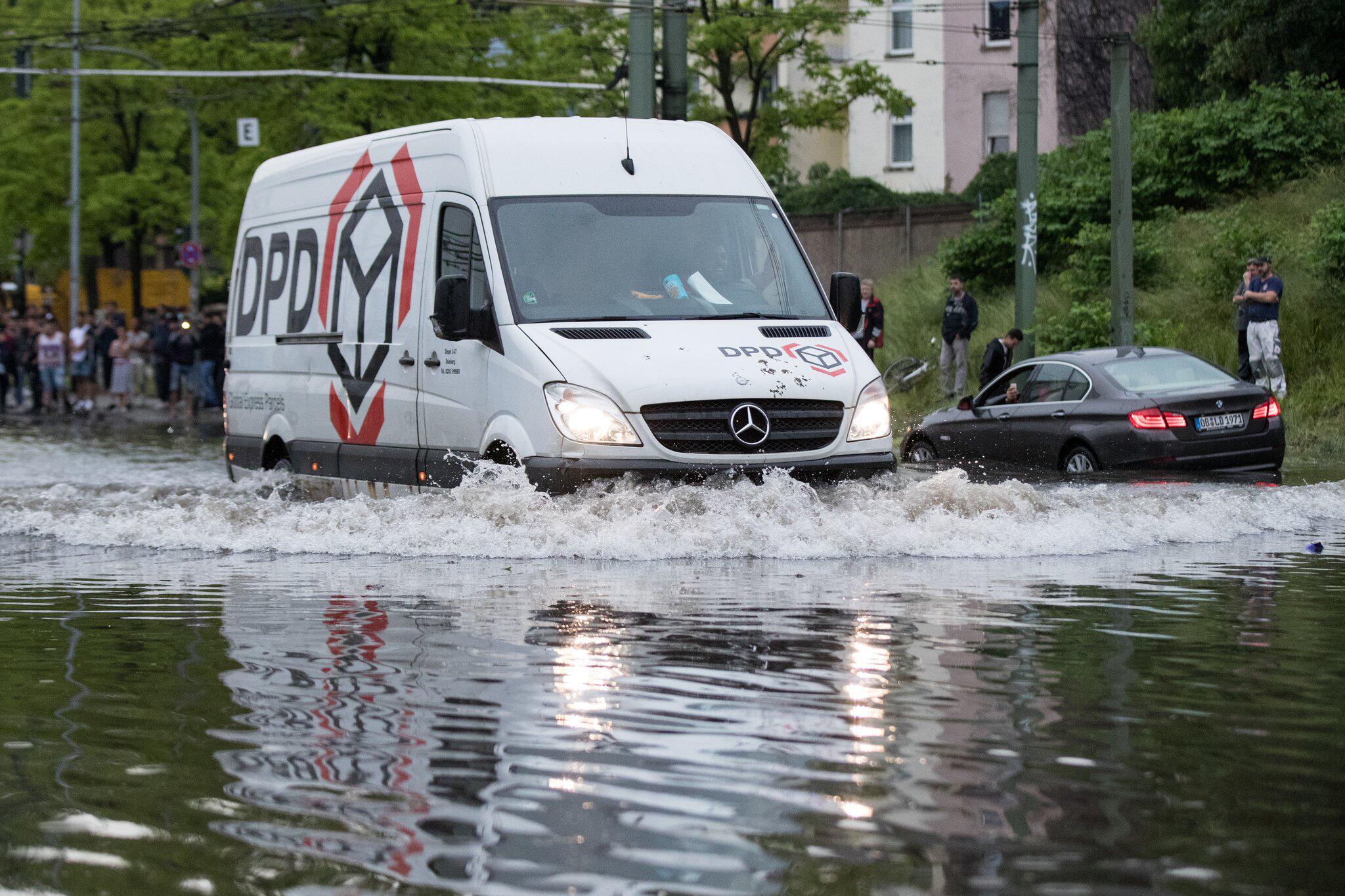 Bild zu Unwetter in NRW