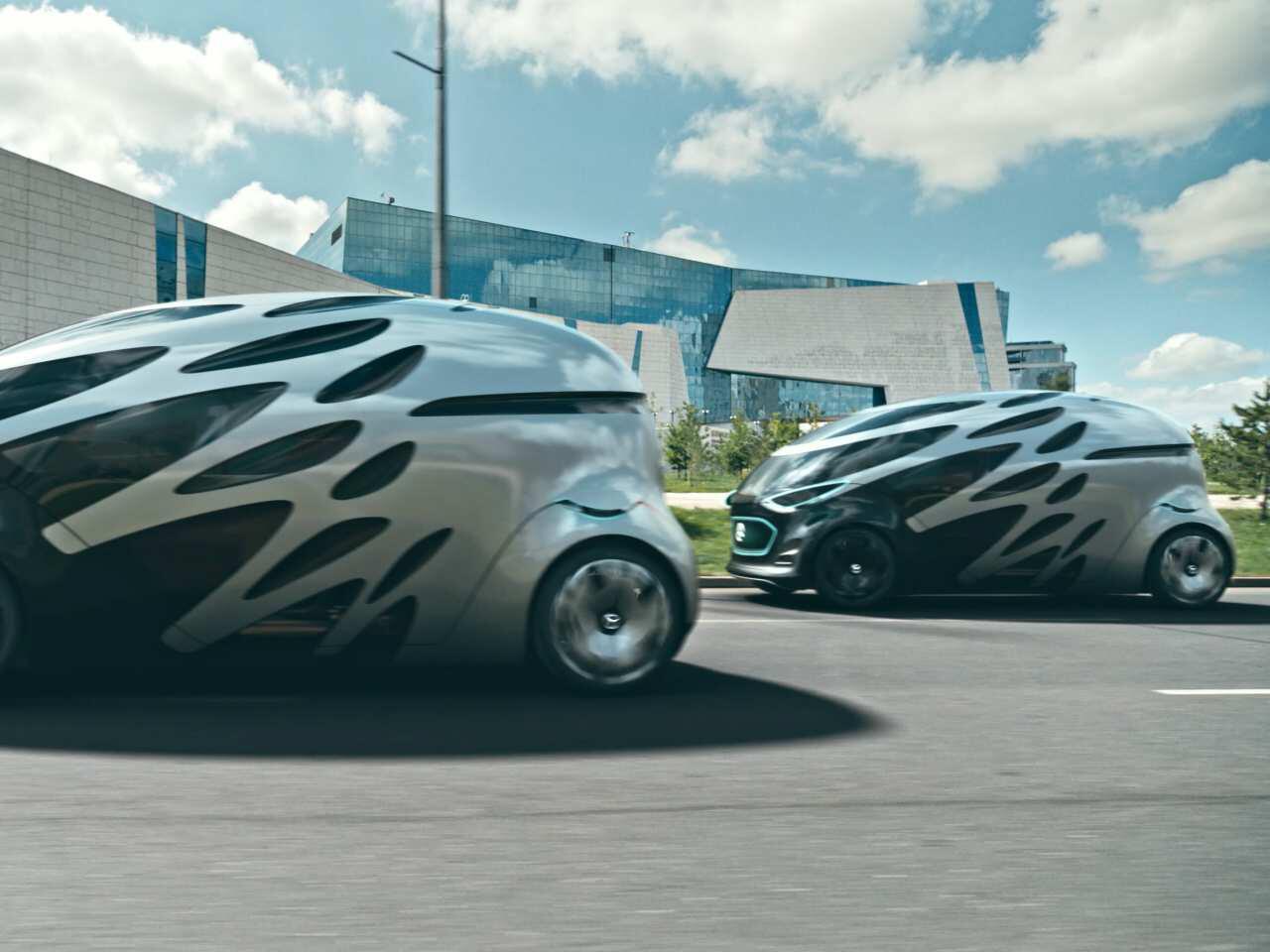 Bild zu Mercedes Vision Urbanetic