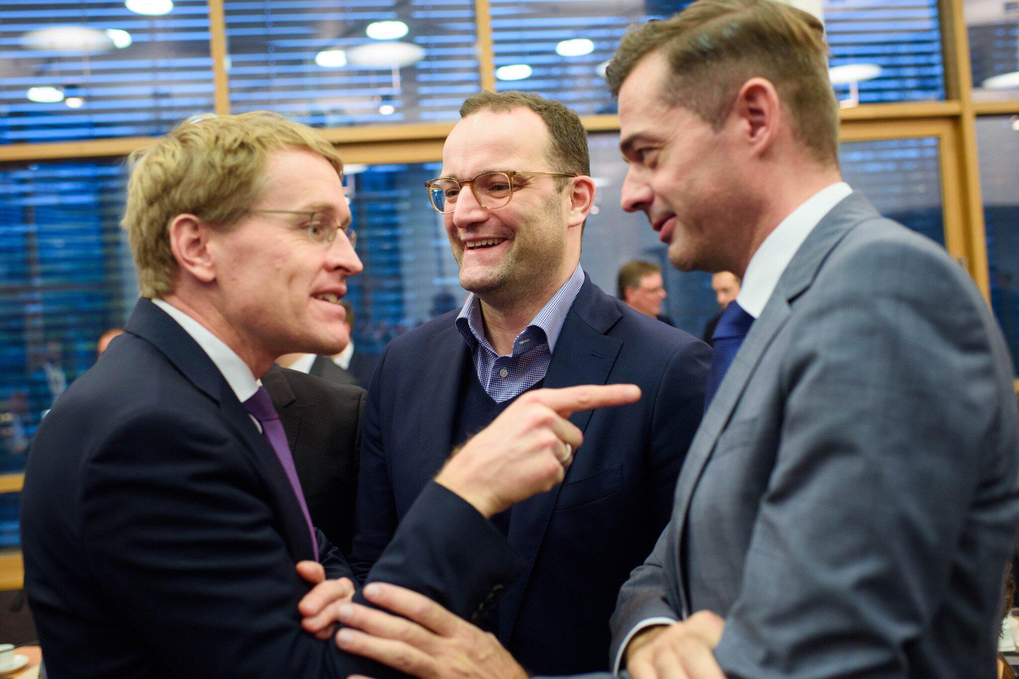 Bild zu Klausur der CDU-Spitze