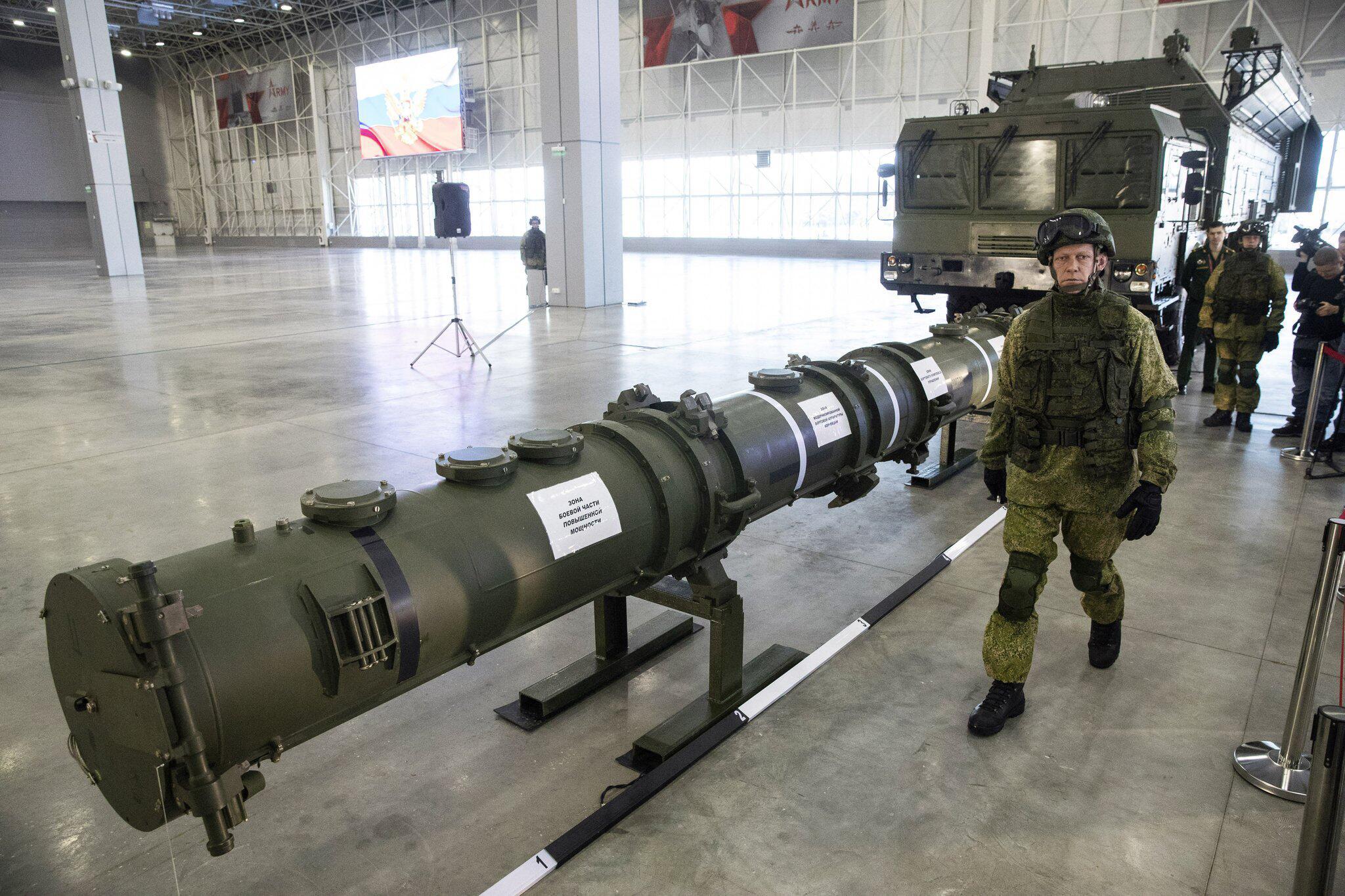 Bild zu Weniger Atomwaffen auf der Welt - Arsenale werden aber modernisie