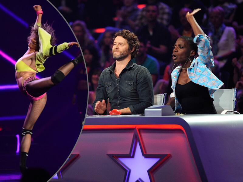 Bild zu Kandidatin Zita bei Got to Dance
