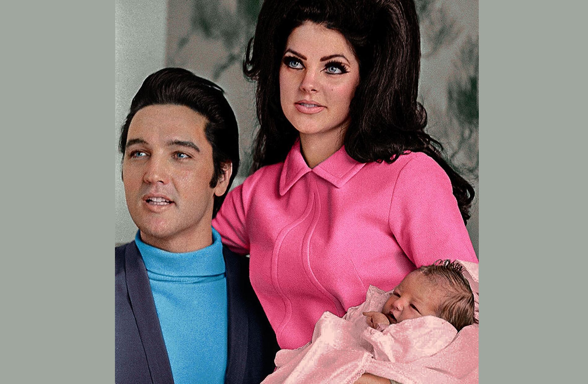 Bild zu Elvis Presley